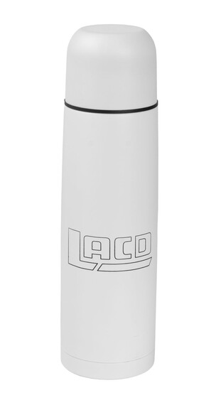 LACD Vacuum Bottle - Gourde - 500ml blanc